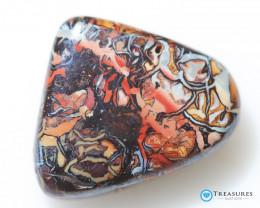 13.95Cts  Queensland  Koroit Boulder opal,nice pattern  CH113