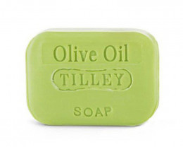 Tilley Stamped Soap Olive Oil 100g