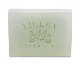 Tilley Glycerine Soap Pure Unscented 75g