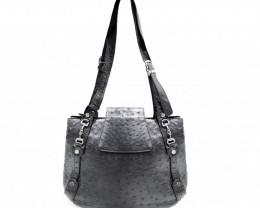 OSTRICH LEATHER BAG #O02