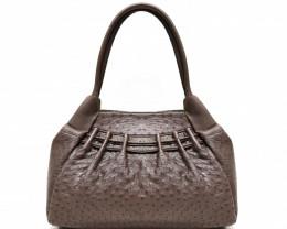 OSTRICH LEATHER BAG #O03-1