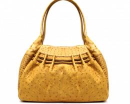 OSTRICH LEATHER BAG #O03-3