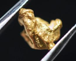 ONE NUGGET  to 0.56 Grams Australian Kalgoorlie Gold Nugget CH174