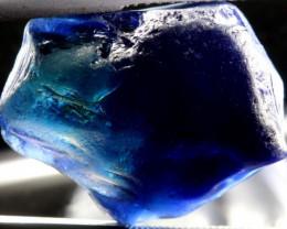 21.50CTS AUSTRALIAN BLUE SAPPHIRE ROUGH TBM-1161