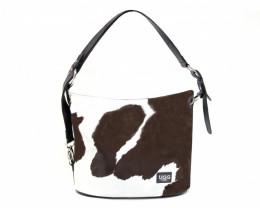 ORIGINAL CALF SHOULDER BAG #black