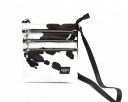 ORIGINAL CALF SHOULDER BAG #BLACK