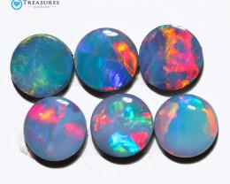 5.37Cts Parcel Australian Coober Pedy Opal Doublet   CH284