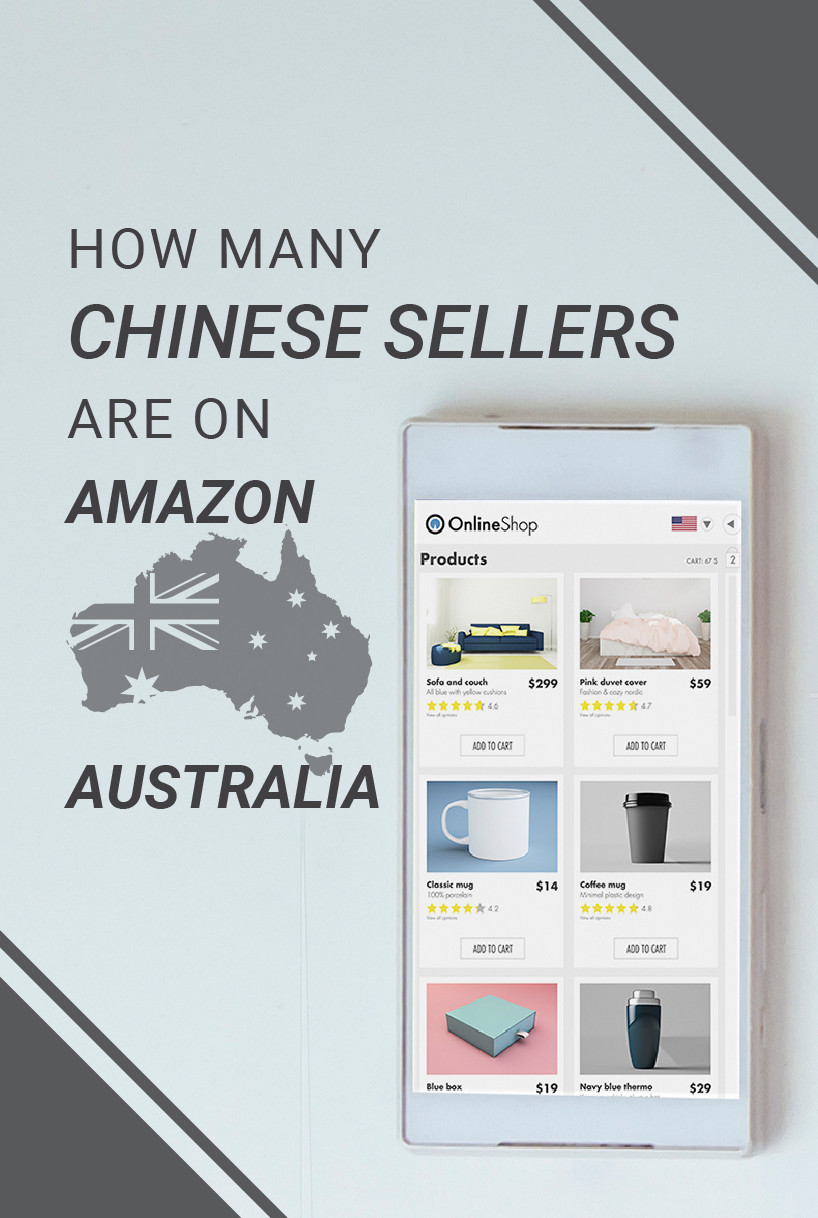 How Many Chinese Sellers Are On Amazon Australia