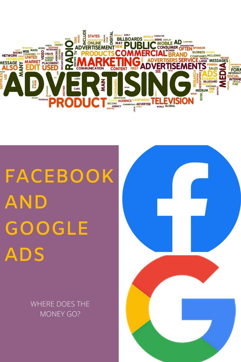 Facebook and Google Advertising - Where Does the Money Go