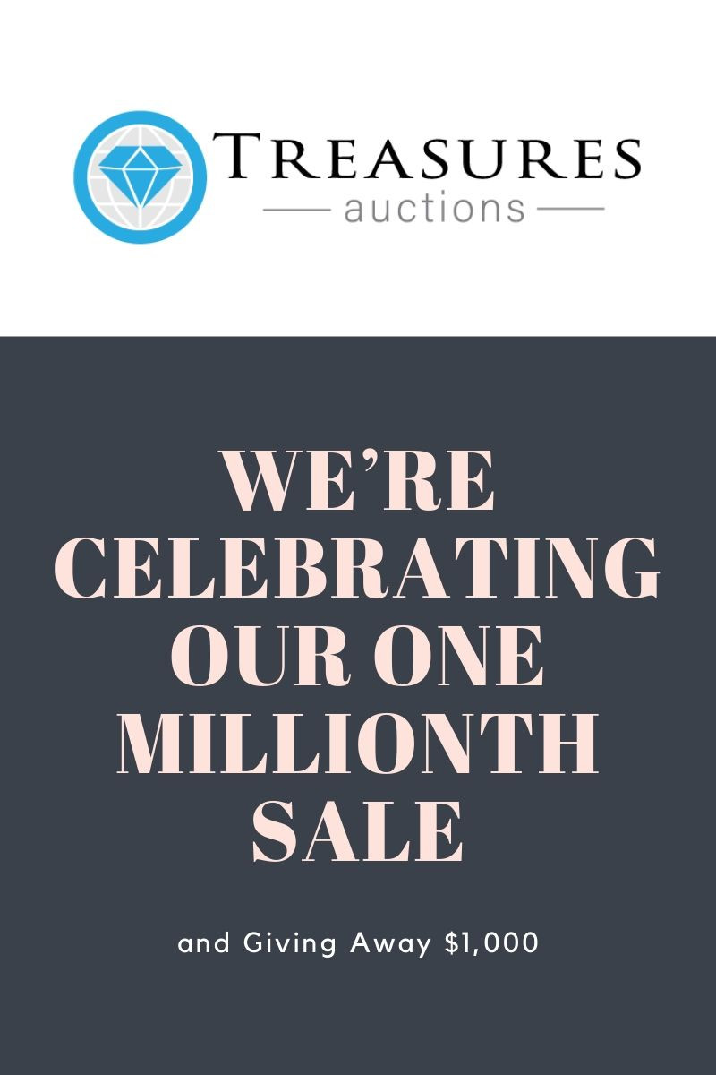 Were Celebrating Our One-Millionth Sale and Giving Away 1000