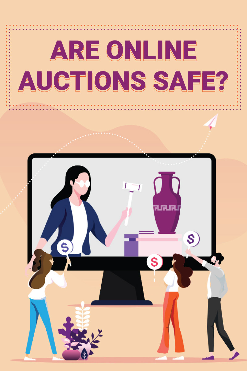 are online auctions safe