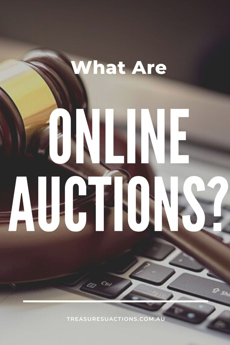 what are online auctions