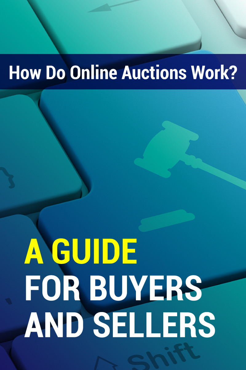 How Do Online Auctions Work A Step-By-Step Guide