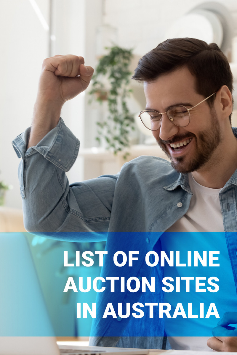 List Of Online Auction Sites in Australia