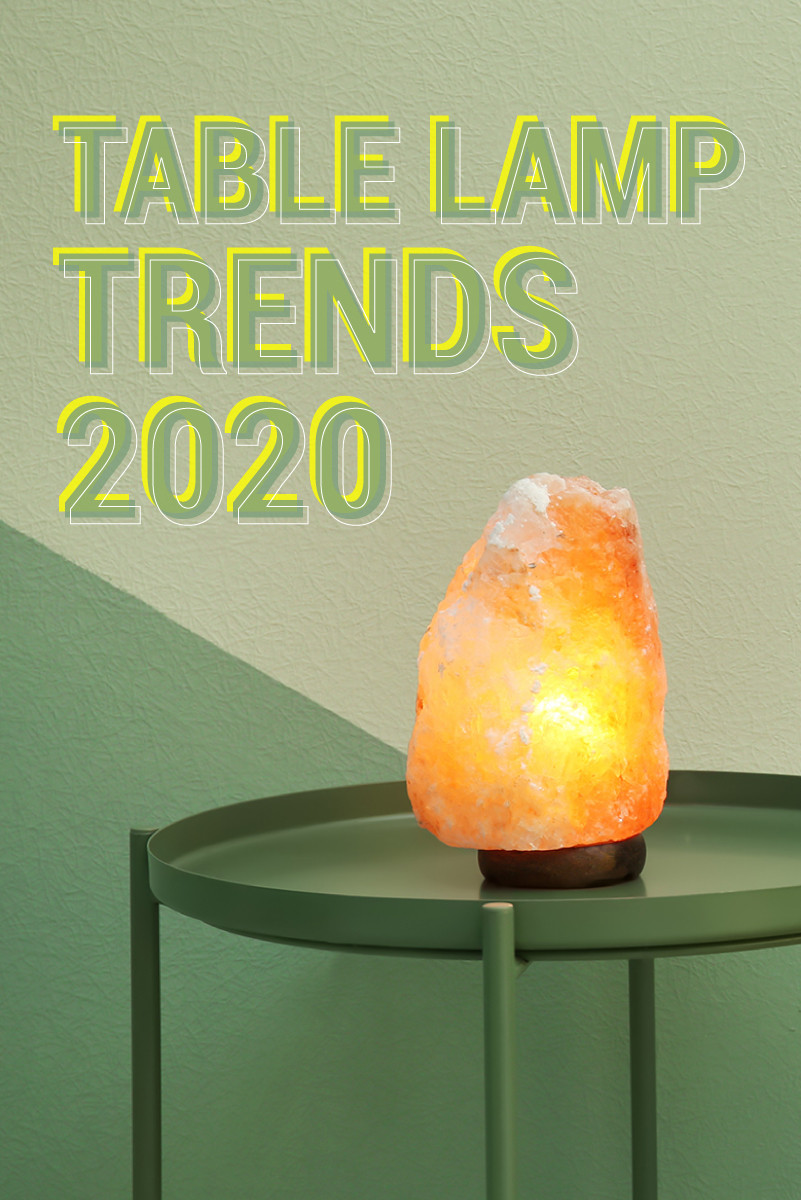 The Best Table Lamp Trends 2020 Edition