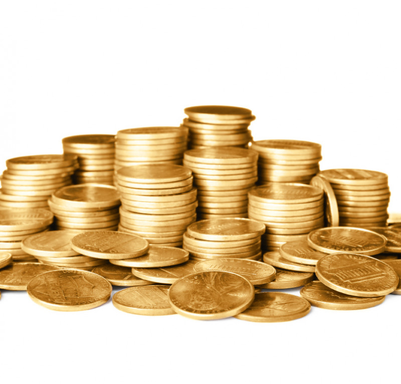 Gold coin auctions