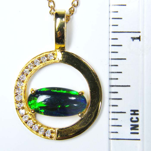 FASHION OPAL PENDANT  MYJA 977