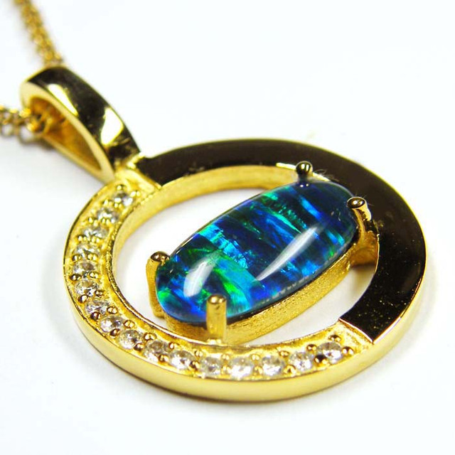 FASHION OPAL PENDANT  MYJA 978