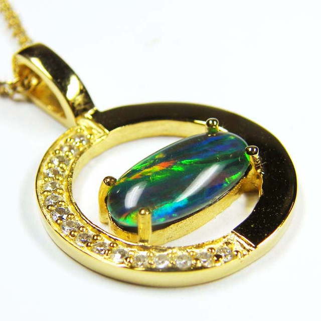 FASHION OPAL PENDANT  MYJA 981