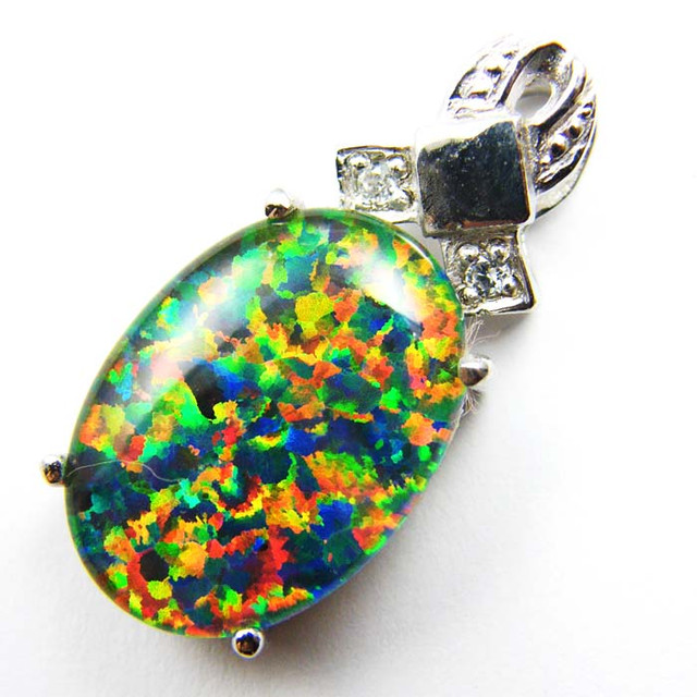 FASHION OPAL PENDANT  MYJA 998
