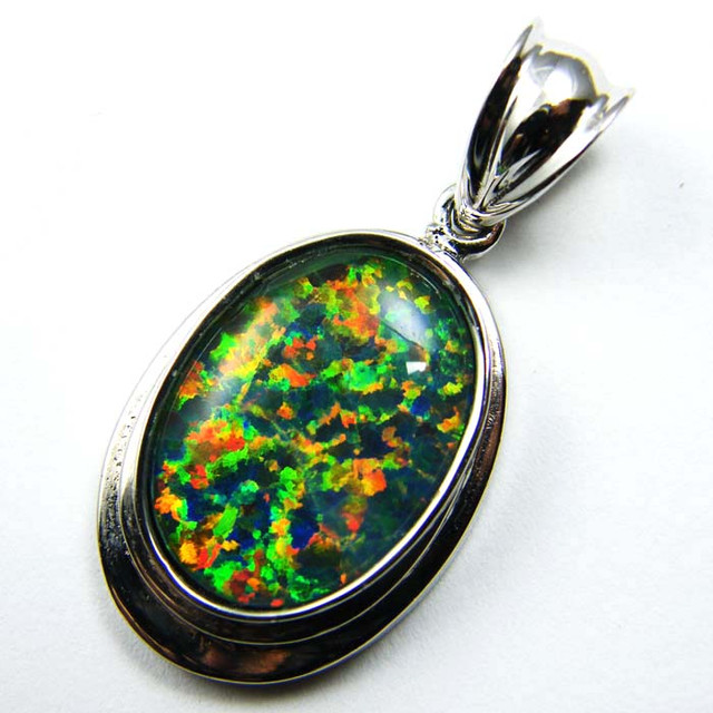 FASHION OPAL PENDANT  MYJA 1001