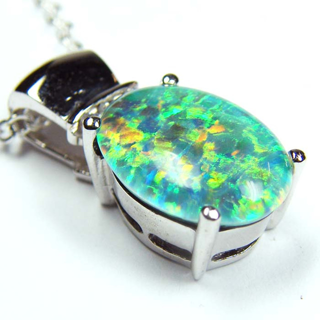 FASHION OPAL PENDANT  MYJA 933