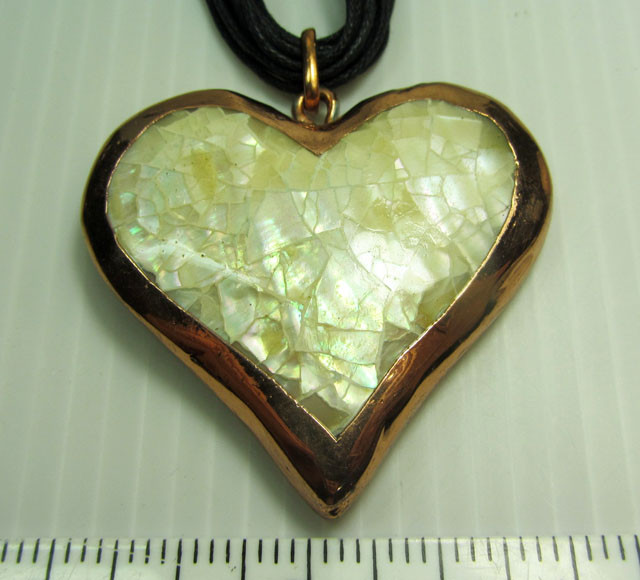 FASHION CUTE HEART   STYLE  NECKLACE    QT230