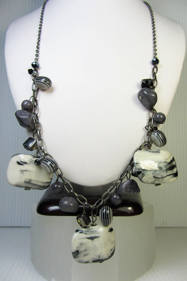 FASHIONGREYS   STYLE  NECKLACE    QT289