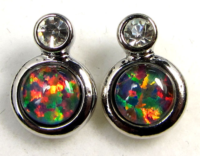 BRIGHT OPAL EARRINGS  CSS 138