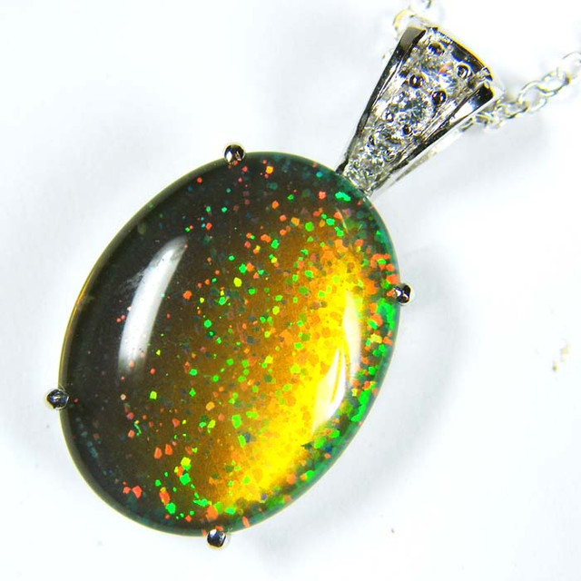 FASHION OPAL PENDANT CJ 1612