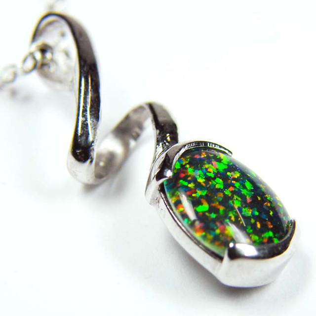 FASHION OPAL PENDANT CJ 1613