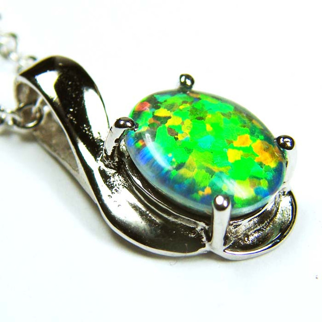 FASHION OPAL PENDANT CJ 1617