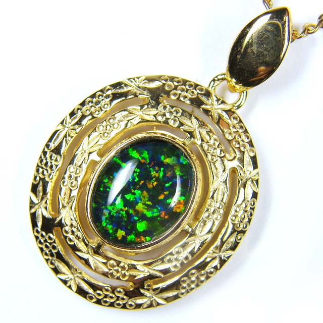 FASHION OPAL PENDANT CJ 1645