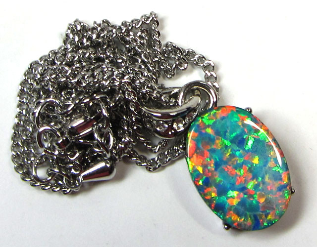 ATTRACTIVE OPAL PENDANT CSS 110