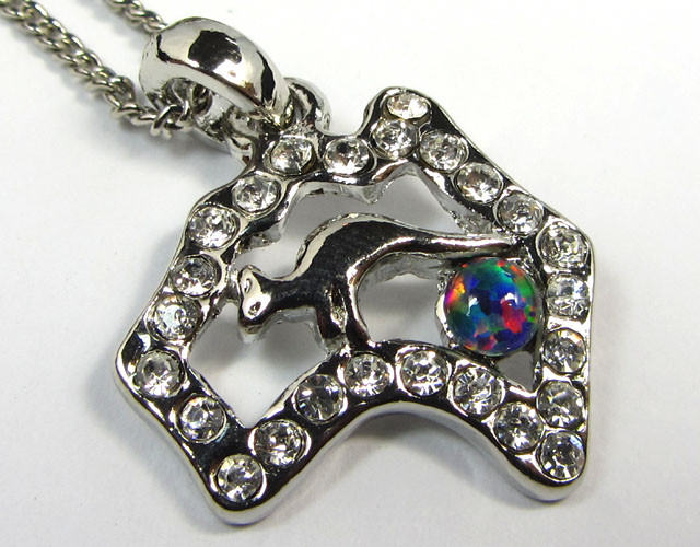 ATTRACTIVE OPAL  FASHION PENDANT CSS 190