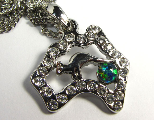 ATTRACTIVE OPAL  FASHION PENDANT CSS 192