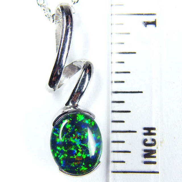 FASHION OPAL PENDANT  MYJA 929