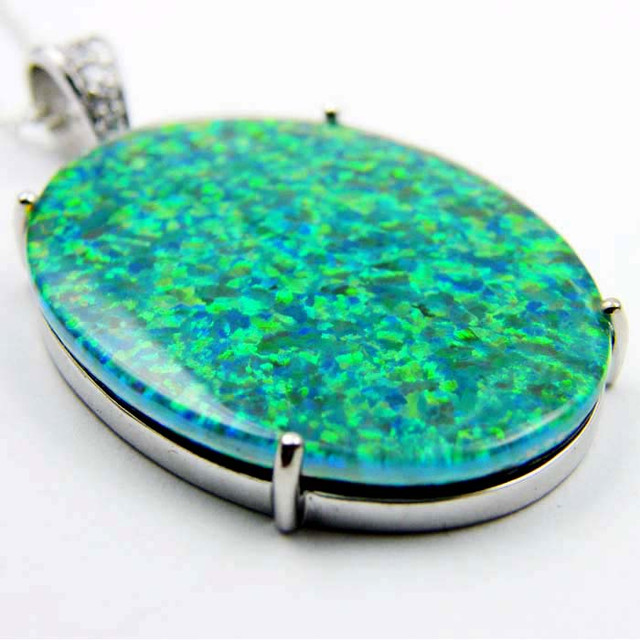 FASHION OPAL PENDANT  MYJA 954