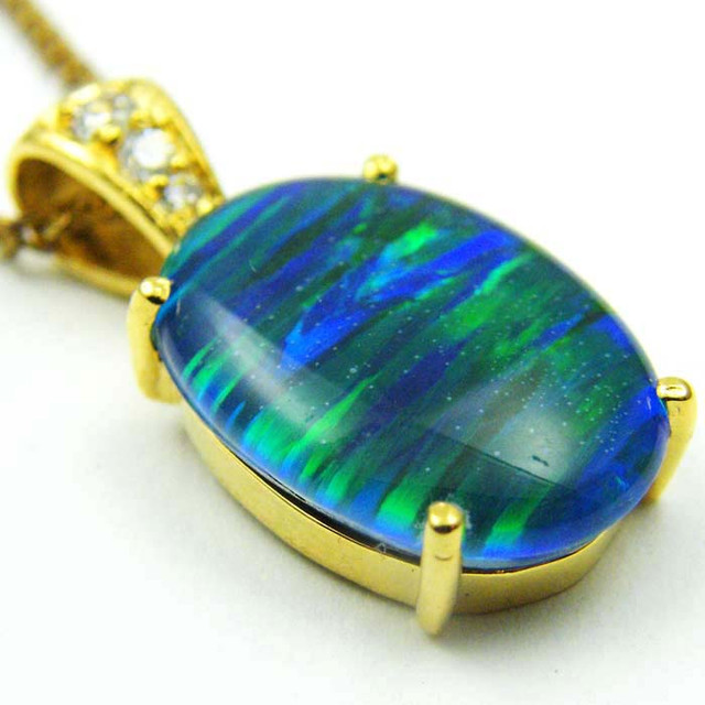 FASHION OPAL PENDANT  MYJA 970