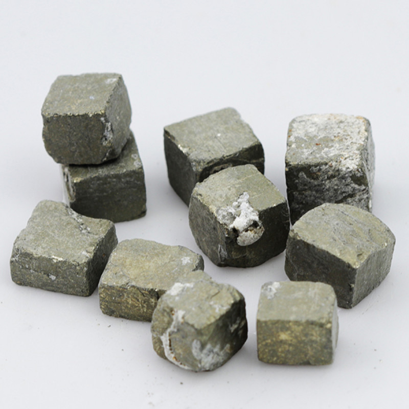 236 Cts 10x Mica Cube Parcel from Spain NA187
