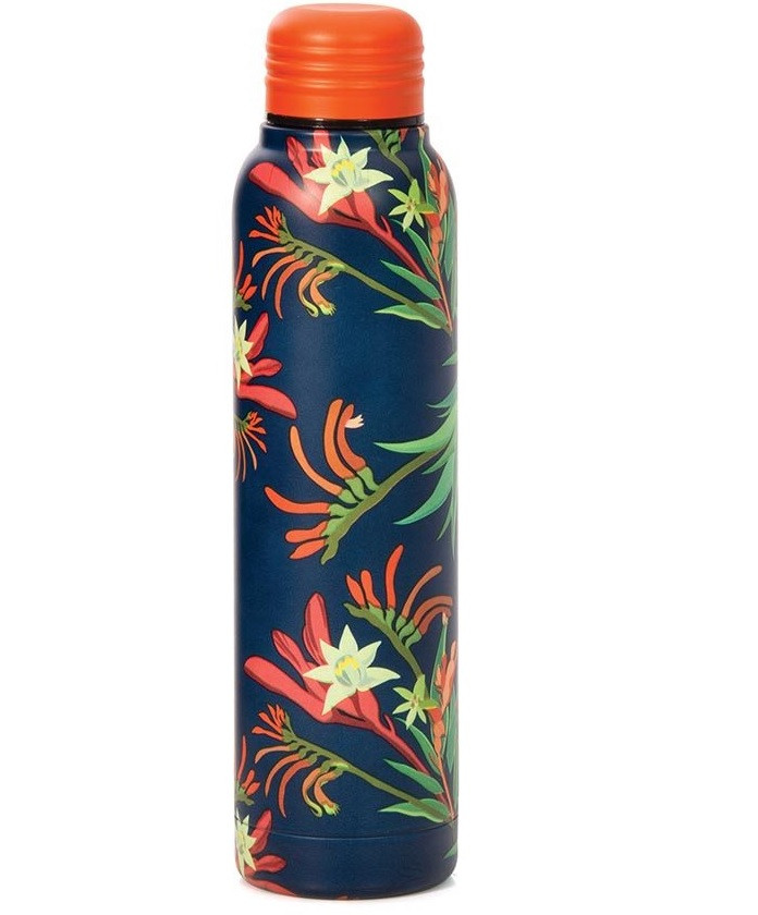 Treasure #4  Water Bottle 350ml Botanical code 15077