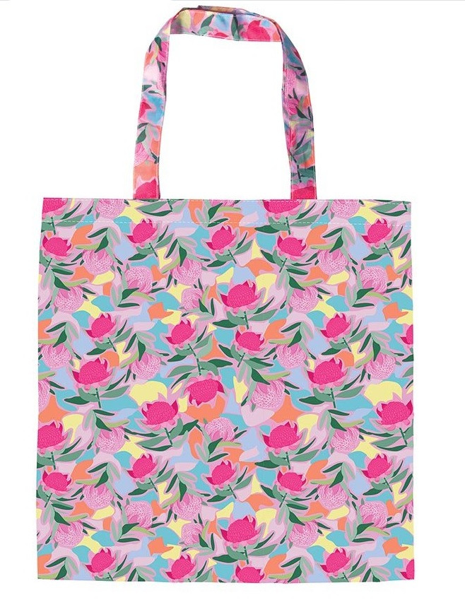 Treasure #3 Foldable Shopper Botanical  code 15172