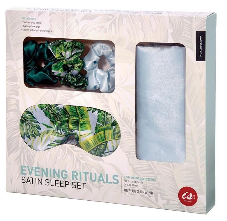 Relaxaction  Satin Sleep Set Ritual  code 37978