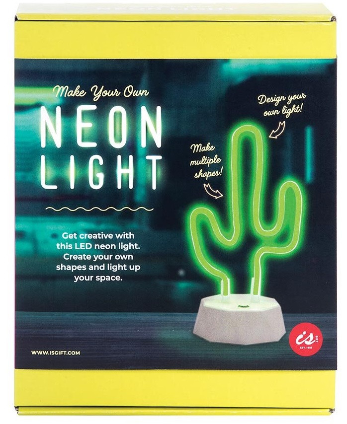 Make Your Own Neon Lights Green       code 71808