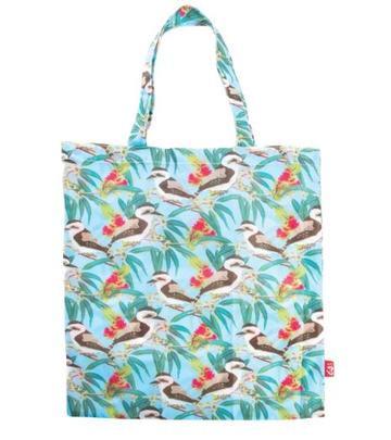 Kookaburra Foldable Shopper Birds code 15177