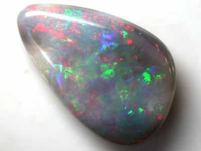1.1 Cts    Australian  Black Opal L1930
