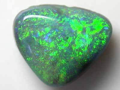 0.85 Cts    Australian  Black Opal L1942