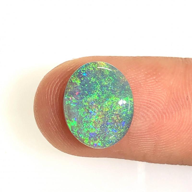 1.7 Cts    Australian  Black Opal L2977