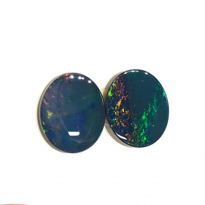 3.01 Cts    Australian Doublet Opal L273