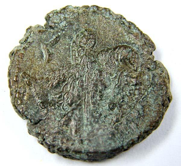 Roman Ancient Egypt ALEXANDRIA POTIN TETRADRACHIM   AC 740
